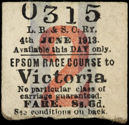 Emily_Davison,_return_ticket